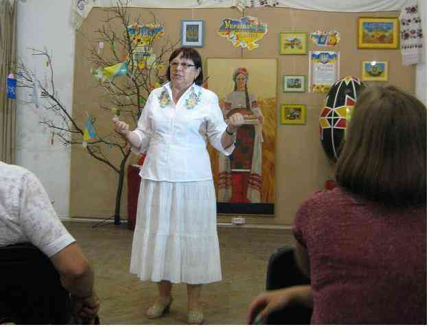 Павлоградская вышивальщица Татьяна Ведмидь своим талантом покорила Версаль