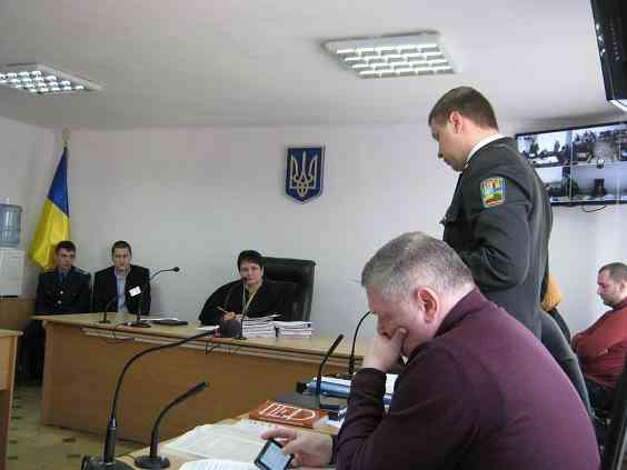 Осужденного генерала Назарова должны взять под стражу в Павлограде
