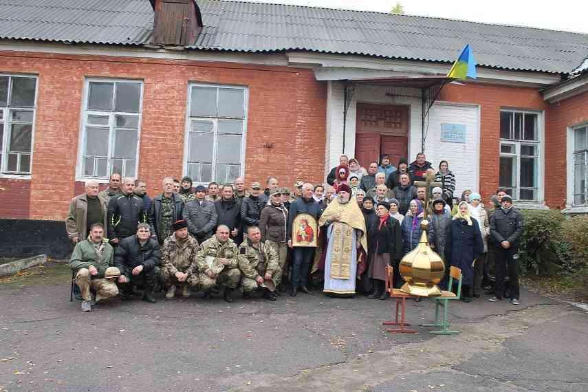 Священник Украинской православной церкви в г. Павлограде, из-за долгов, вынужден отказаться от съемной квартиры