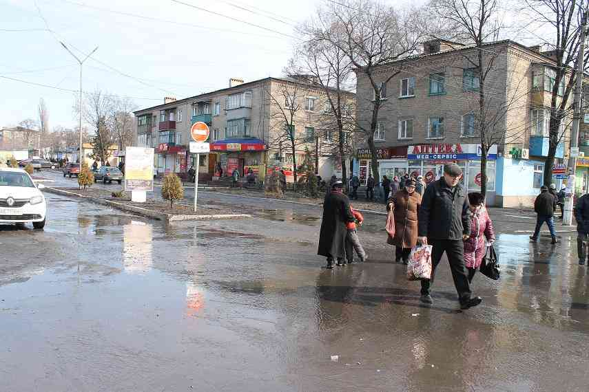 Формула коммунального счастья  хранится в шахтерской Терновке