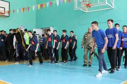 Змагання на честь героя-афганця