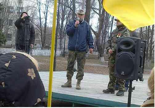 Павлоград поддержал участников акции по блокаде торговли с ОРДЛО.  Только не весь