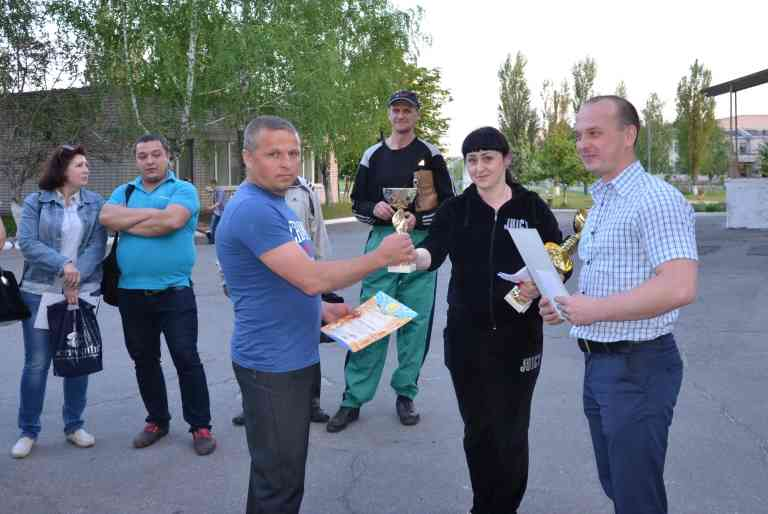 В ДТЭК ШУ Днепровское определили лучших стрелков предприятия