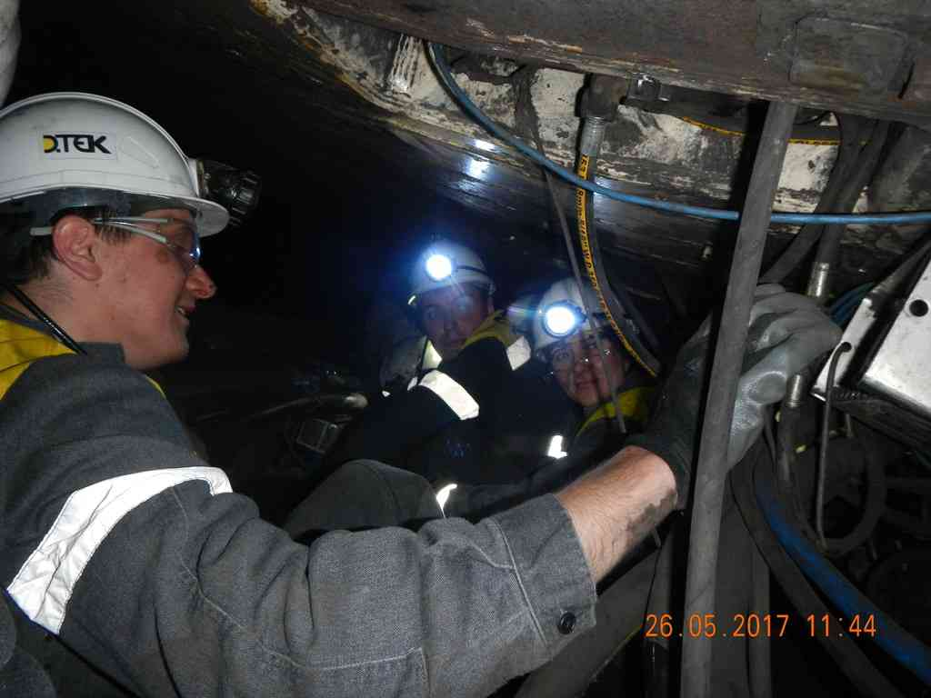800 тысяч тонн угля обеспечит украинским ТЭС новая лава ДТЭК ШУ Першотравенское