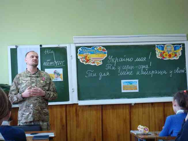 """""""Что такое национальная честь?"""" – на этот вопрос  в Павлограде не каждый способен ответить"""