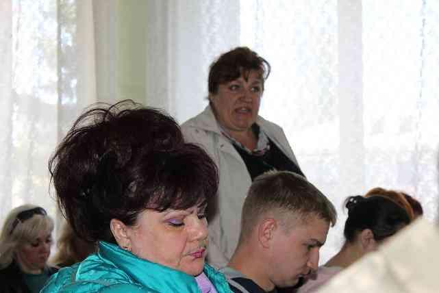 Ветеранам АТО предложили, без скандалов, улучшить демографическую ситуацию в с. Богуслав