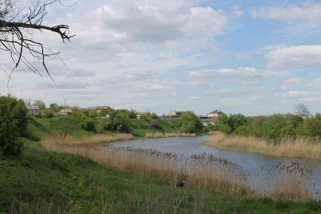 На очистку одной только речки Волчьей должно уйти около 1 млрд. 396 млн. гривен
