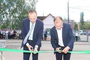 В Никополе начал работу современный Центр обслуживания клиентов ДТЭК Днепрооблэнерго