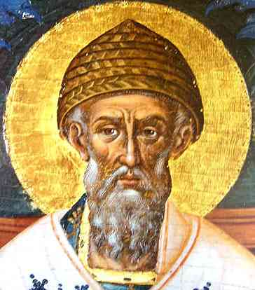 В Павлоград прибыли мощи чудотворцев Спиридона и Алексия