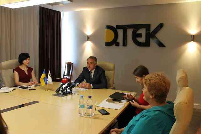 Сергей Воронин: «Компания ДТЭК сделает все для того, чтобы взятые на себя обязательства, перед страной выполнять в полном объеме»