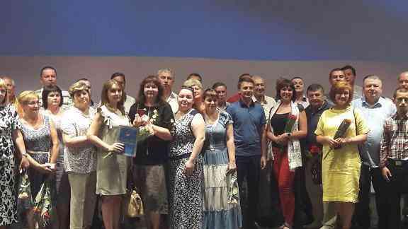 Министерство обороны Украины наградила павлоградских медиков почетными грамотами