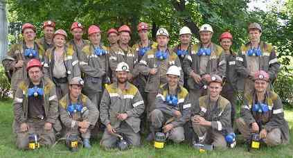 Павлоградские шахтеры экстренно готовят новую лаву для добычи угля