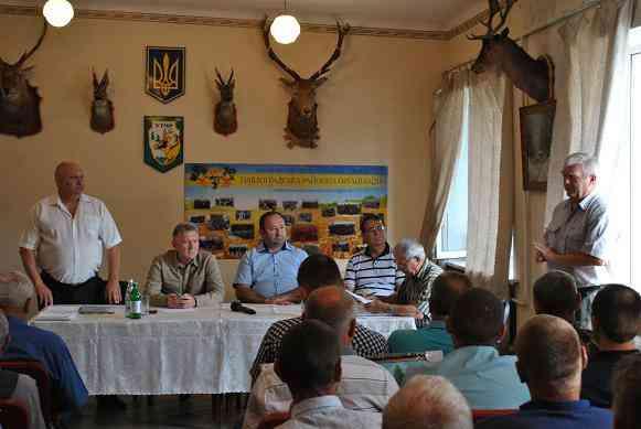 Павлоградские охотники признаны лучшими в Днепропетровской области
