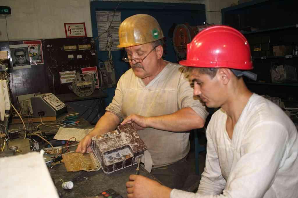 В ДТЭК ШУ Першотравенское готовят новое поколение шахтеров