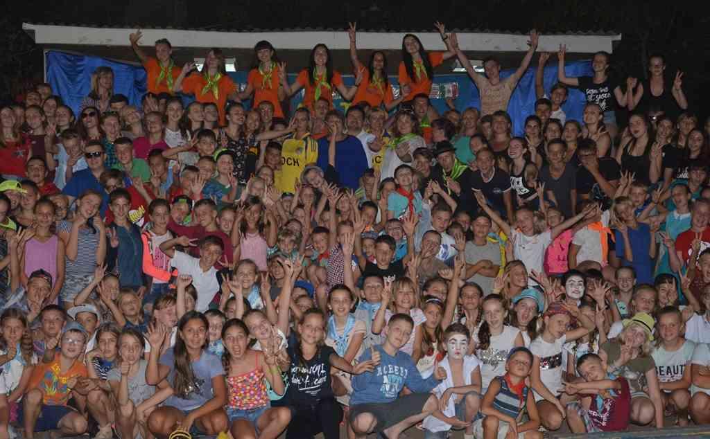 Веселое и здоровое лето для детей сотрудников ДТЭК Павлоградуголь