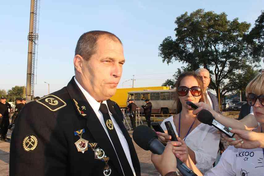 Лучшим из лучших сотрудникам ДТЭК Павлоградуголь  вручили ключи от  автомобилей «Kia Rio»