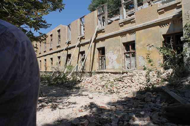 Нечистая сила обрушилась не только на военный городок Павлограда