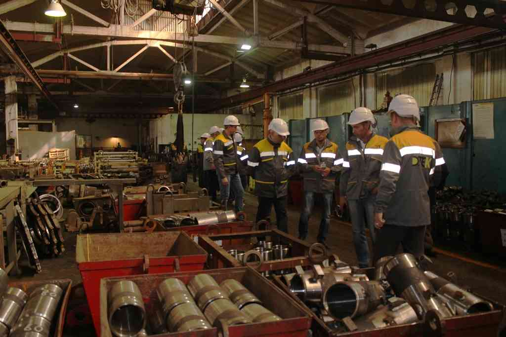 Total Productive Maintenance: на Першотравенском РМЗ внедряют прогрессивную систему  ухода за оборудованием