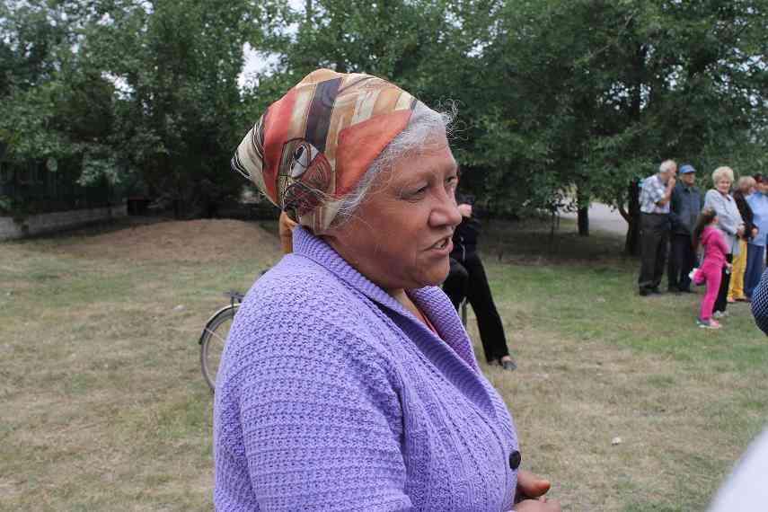 В селе Межиричи, у «журавля», появился еще один культурный центр