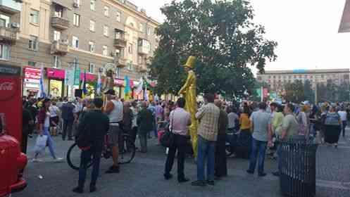 Днепр показал, что Патрисия Каас Украине нужнее, чем  Михаил Саакашвили
