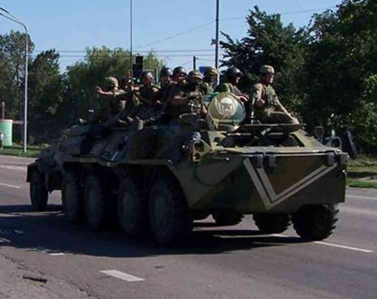 Миру-мир: окопы в Богдановском лесу для обороны Терновки не предназначены