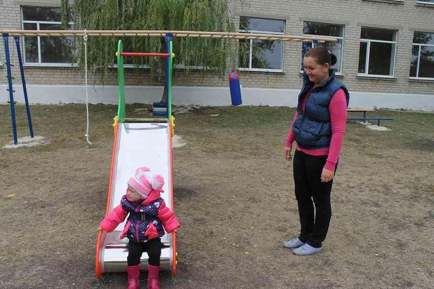 В Булаховке благодаря конкурсу «Громада своими руками» появился «Эко-lend Вулик»