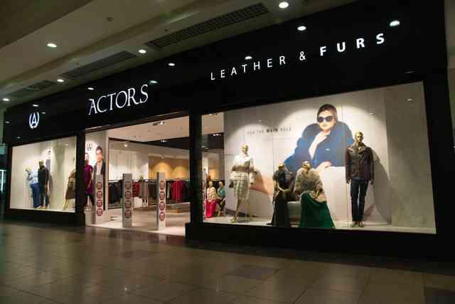 Магазины одежды в ТРЦ «Караван» в Днепре