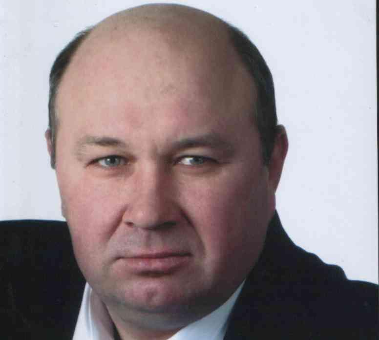 Ушел из жизни один из известных строителей Павлограда Валерий Чалый
