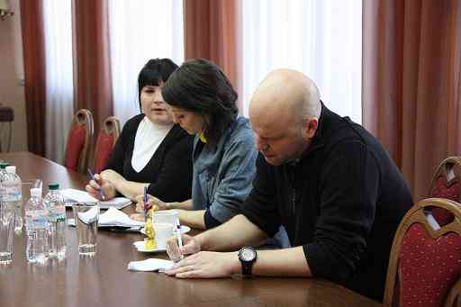 На встрече с генеральным директором ДТЭК Павлоградуголь представители ОБСЕ убедились, что безопасность горняков -  под надежной защитой