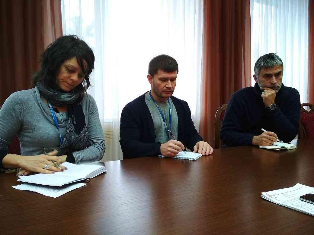Эксперты ОБСЕ согласны с тем, что конфликты необходимо решать только в правовом поле