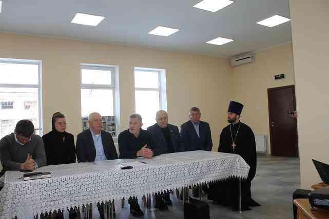 В Павлограде презентовали Духовно-исторический центр
