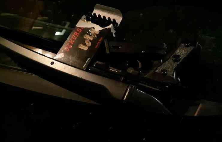 «Национальные дружины» Павлограда  берут на особый контроль дело избитого автомастера