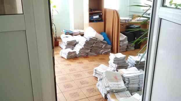 Опасно для жизни: в Павлограде центр занятости признан аварийным, но денег на выселение нет