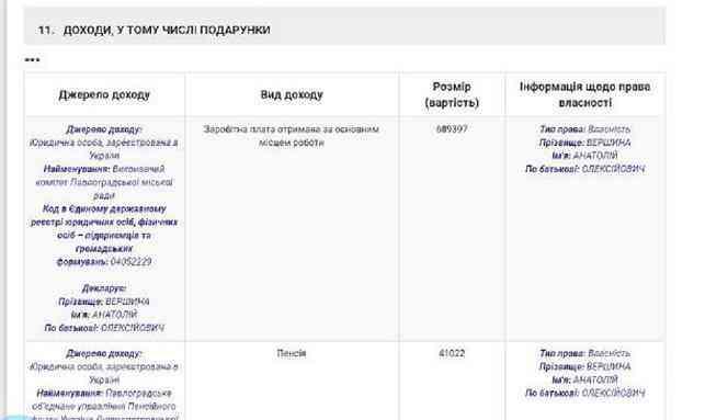Общественность  заглянула в карманы руководителей Павлограда  и грохнулась в обморок