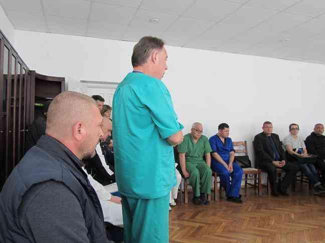 Очерк о хирургическом отделении «четверки»