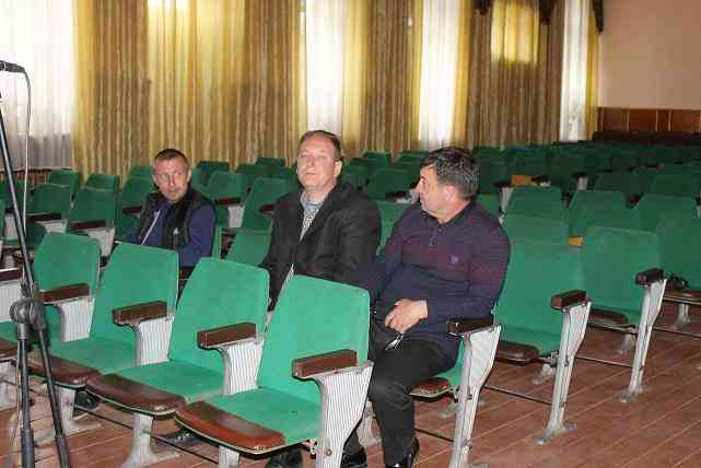 Бойцам Национального корпуса никто не позволит объявлять   голодовку в здании Павлоградского исполкома