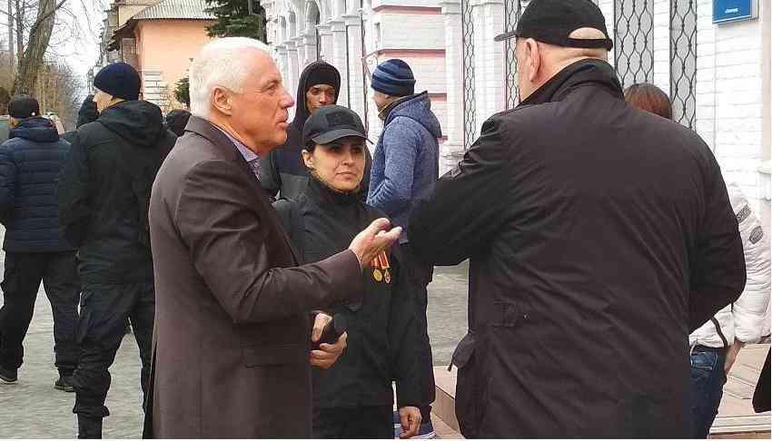 Лидера «Национальных дружин» Павлограда  обвинили в причастности к гибели двух человек
