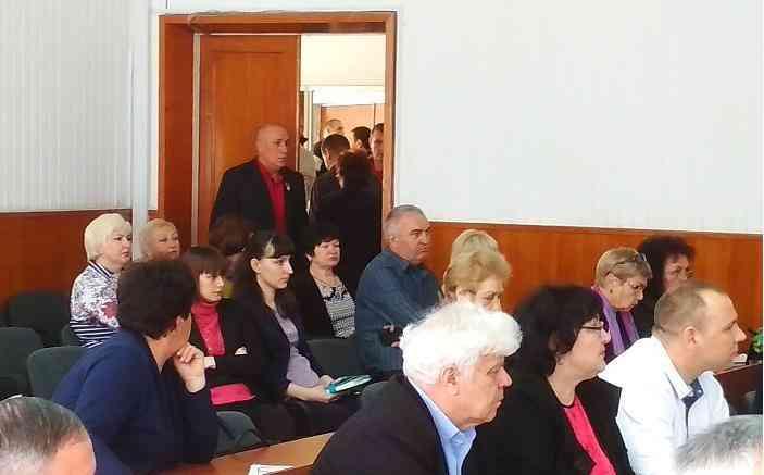 Протест захлебнулся: депутаты партии УКРОП, в знак протеста, покинули сессию Павлоградского горсовета