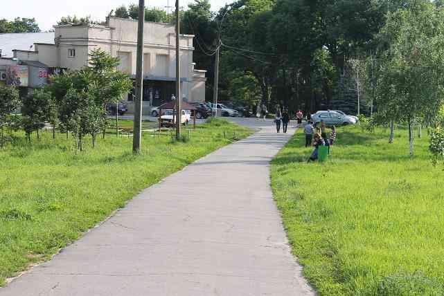 Парк 1-го Мая, как место частых убийств и изнасилований, павлоградцы должны обходить стороной