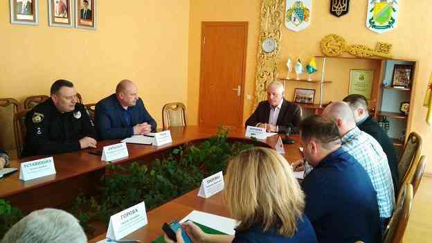 Для борьбы с криминалом в Павлограде будет создана Павлоградская гвардия