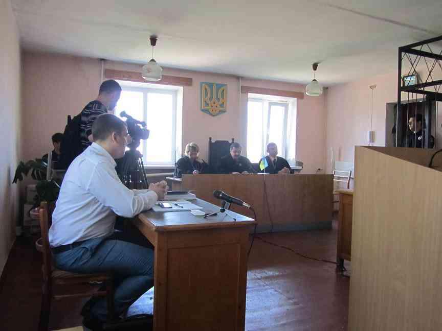 No pasaran: Павлоградский суд будет вынужден назначить Рафаэлю Лусварги государственного защитника