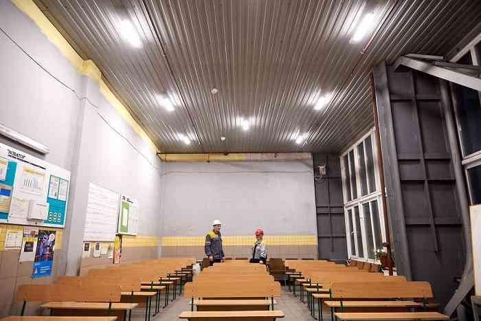 Павлоградская ЦОФ сэкономит 70% электроэнергии на освещении благодаря ДТЭК ЭСКО