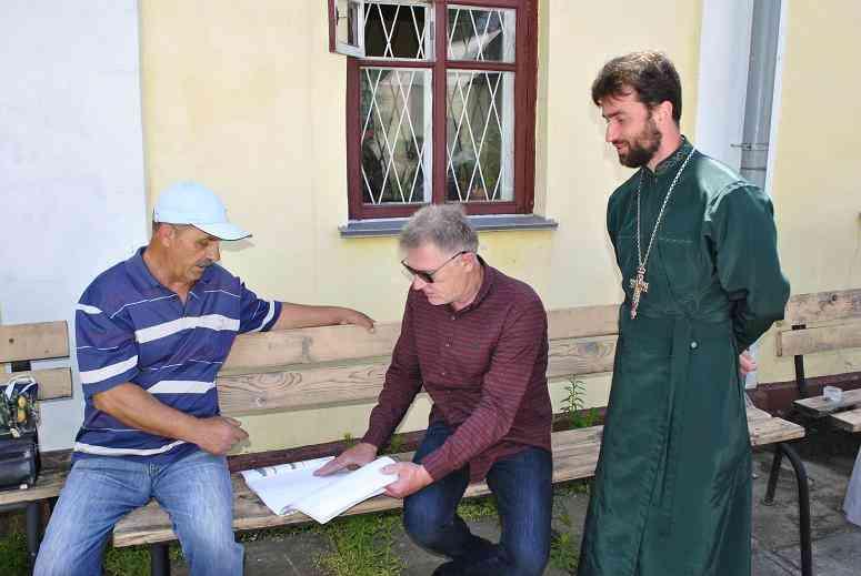 Духовный центр украсит исторический уголок Павлограда