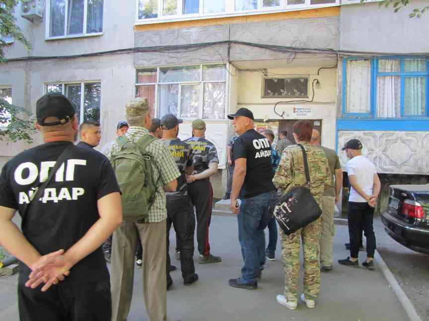 «Нас не столько беспокоят московские вши, сколько внутренние гниды!» - говорят защитники  Людмилы Калининой