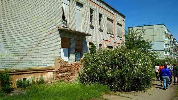 Кому це потрібно: в Павлограді горять покинуті будівлі