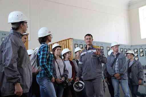 Экологи посетили ДТЭК Приднепровскую ТЭС