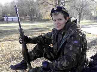 Павлоградцы молчали, чтобы почтить память погибших героев в Иловайском котле