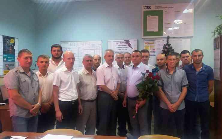 Проходчики шахтоуправления Терновское «ускорили» годовой план в два раза