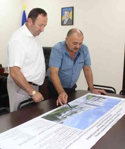 Село Богдановка превращается в Арабские Эмираты