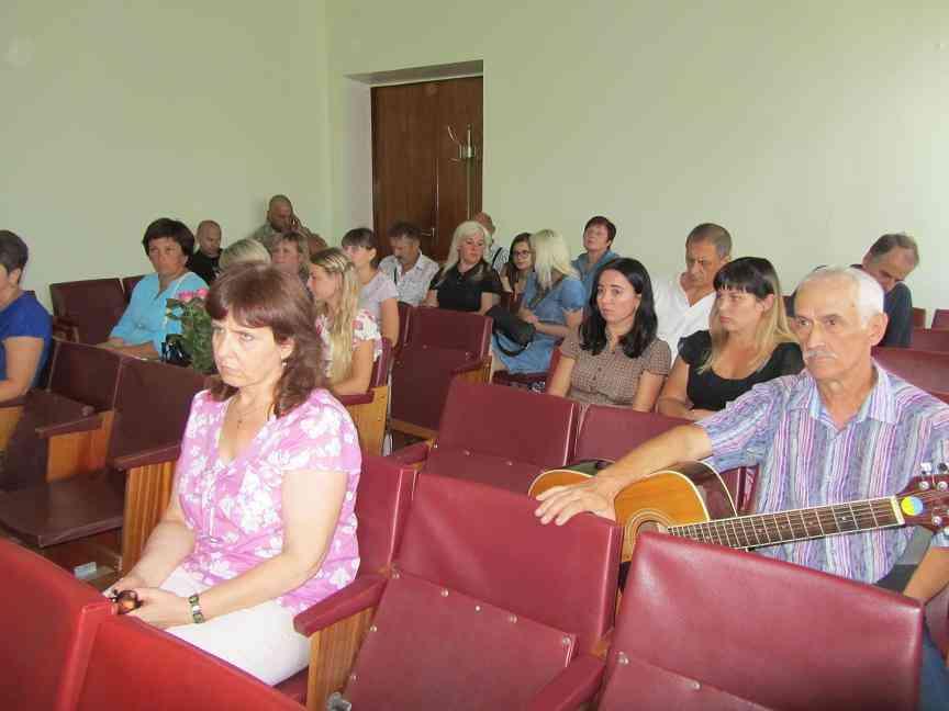 Родственникам погибших за Украину бойцов, в Павлограде, вручили награды